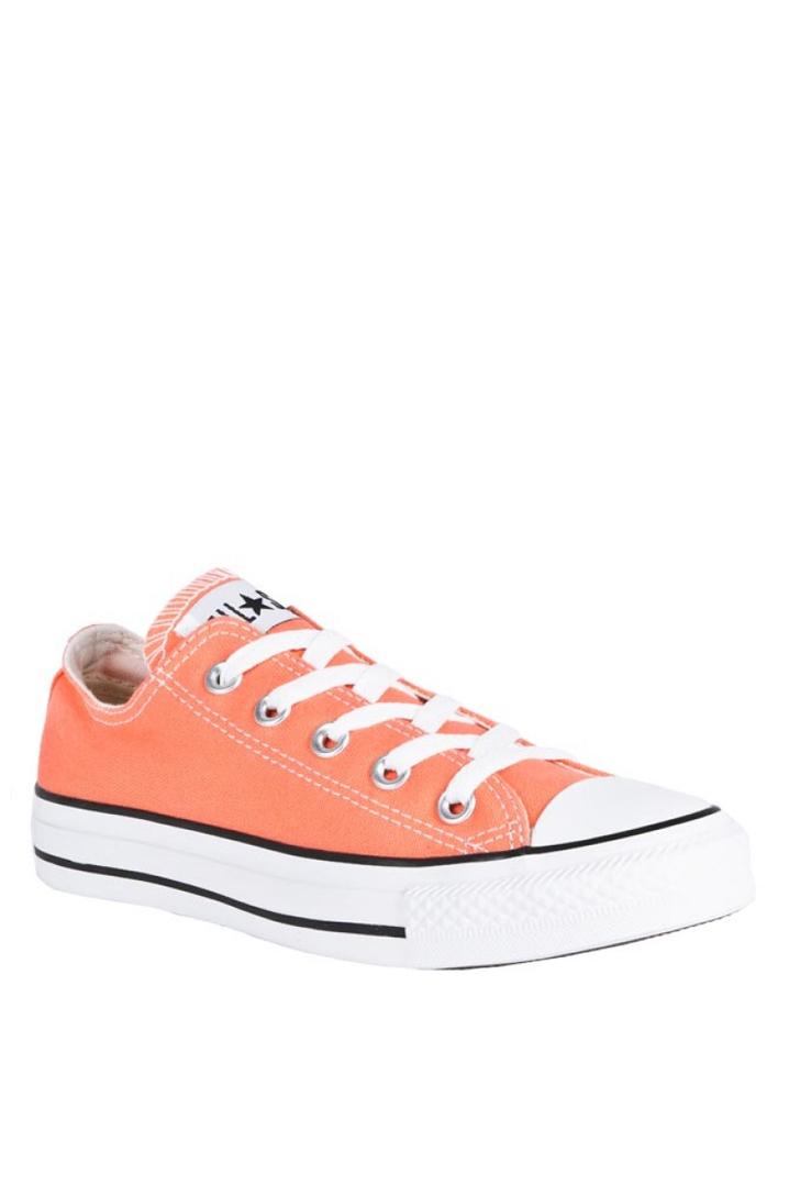Converse Chuck Taylor All Star Kadın Ayakkabı Nektarin Renk - 130122C