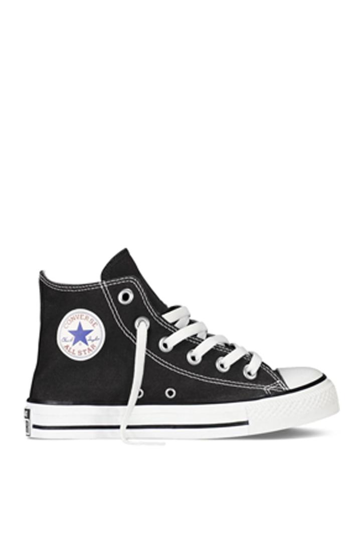 Converse Chuck Taylor All Star Çocuk Ayakkabı Siyah Renk - 3J231