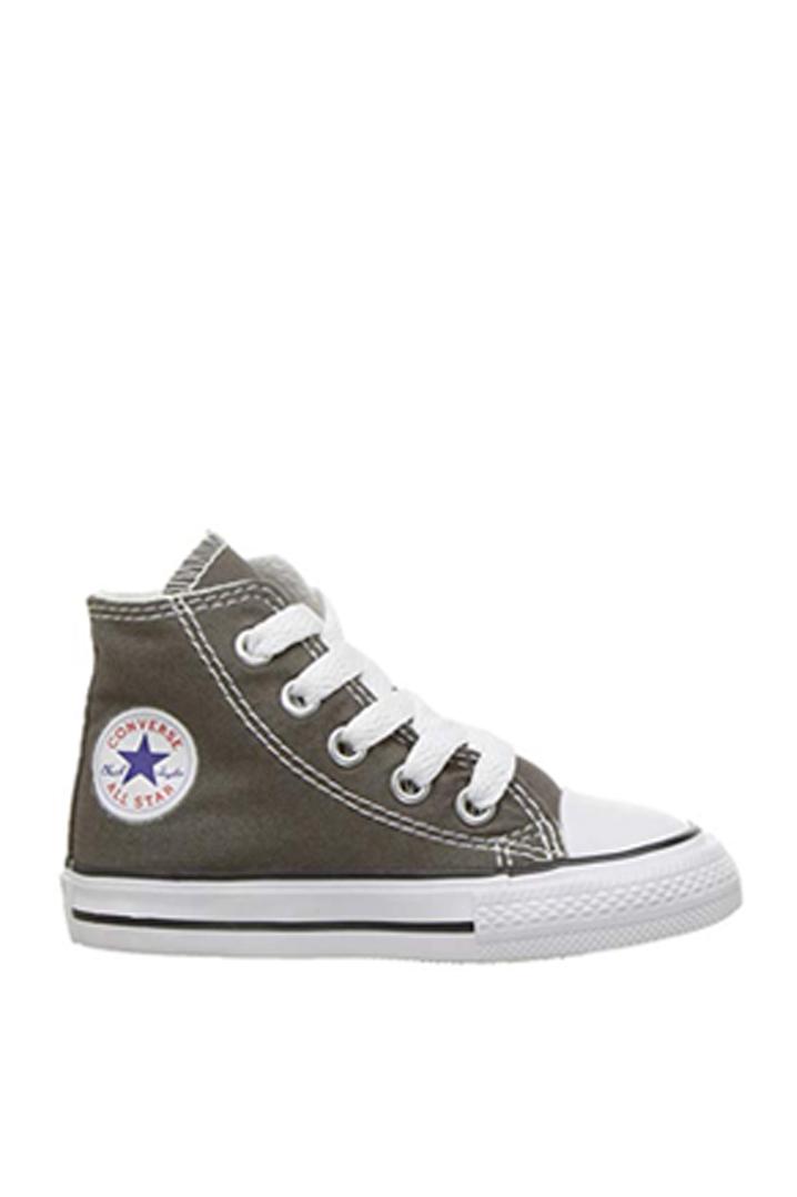 Converse Chuck Taylor All Star Çocuk Ayakkabı Gri Renk - 3J793