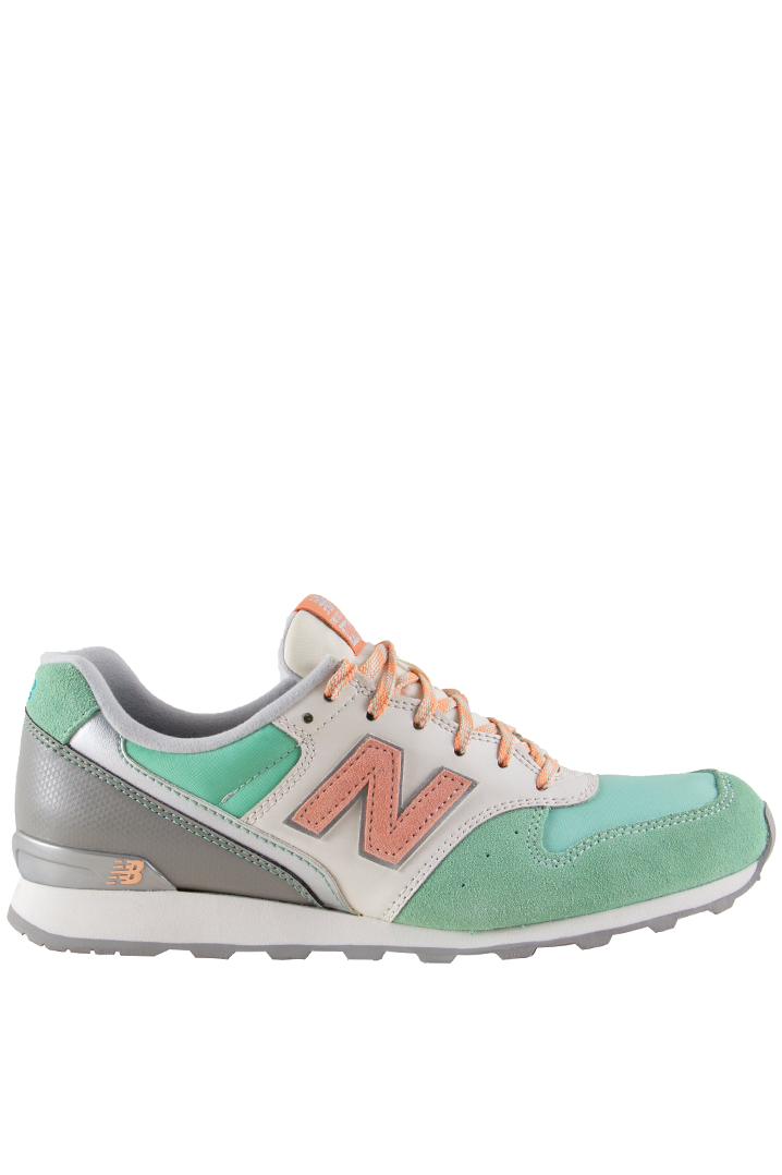 New Balance WR996 Yeşil Kadın Ayakkabı (WR996EM)