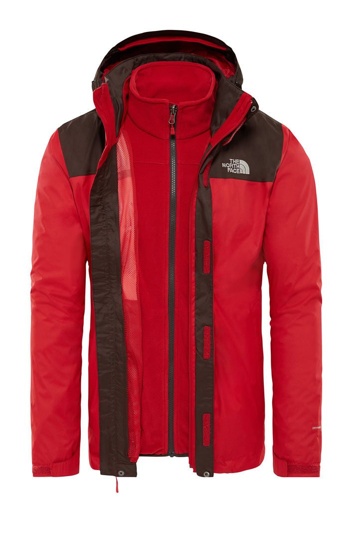 The North Face Evolve II Tri Climate Mont (T0CG556KX)