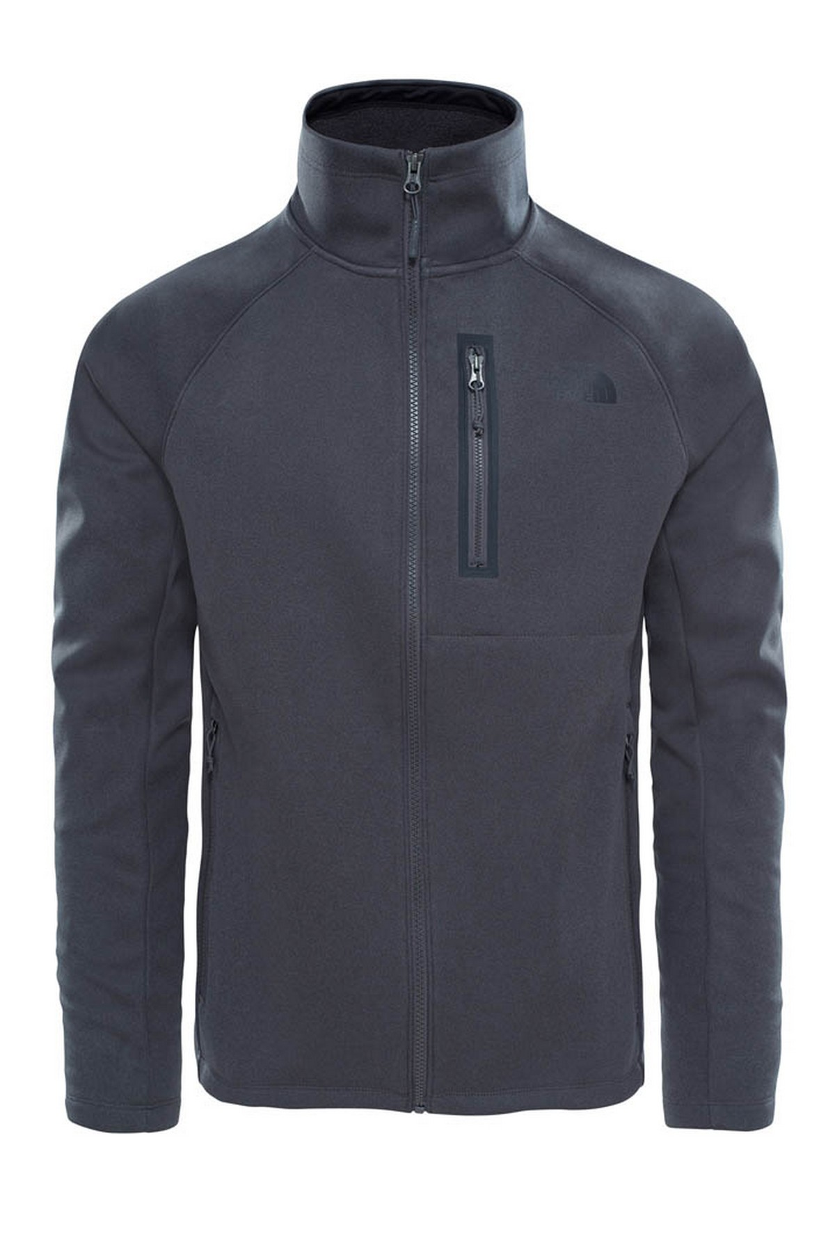 The North Face Soft Shell Erkek Ceket Siyah (T93BRHDYZ)