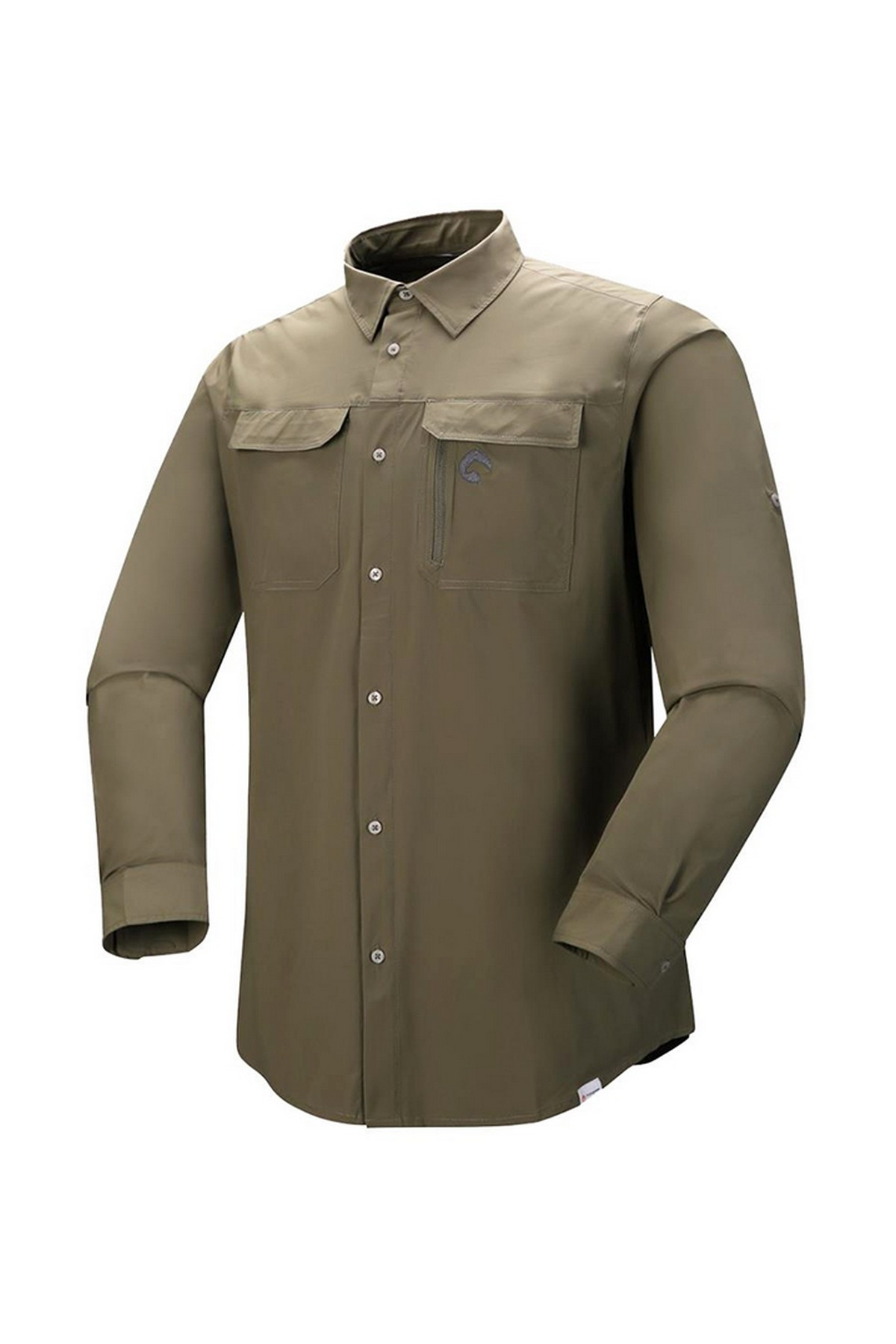 2AS Panthzer Tobol Erkek Gömlek Yeşil Pine Green (PNZS183666SAND)