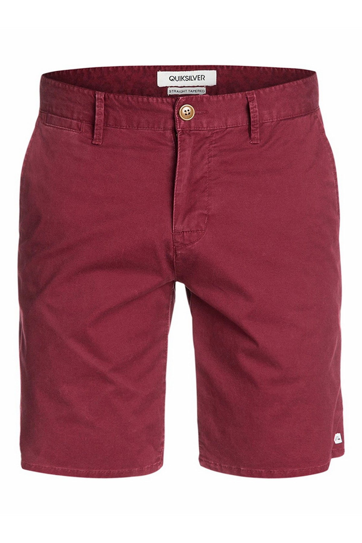 Quiksilver Everyday Chino Erkek Kapri Bordo (EQYWS03023-B)