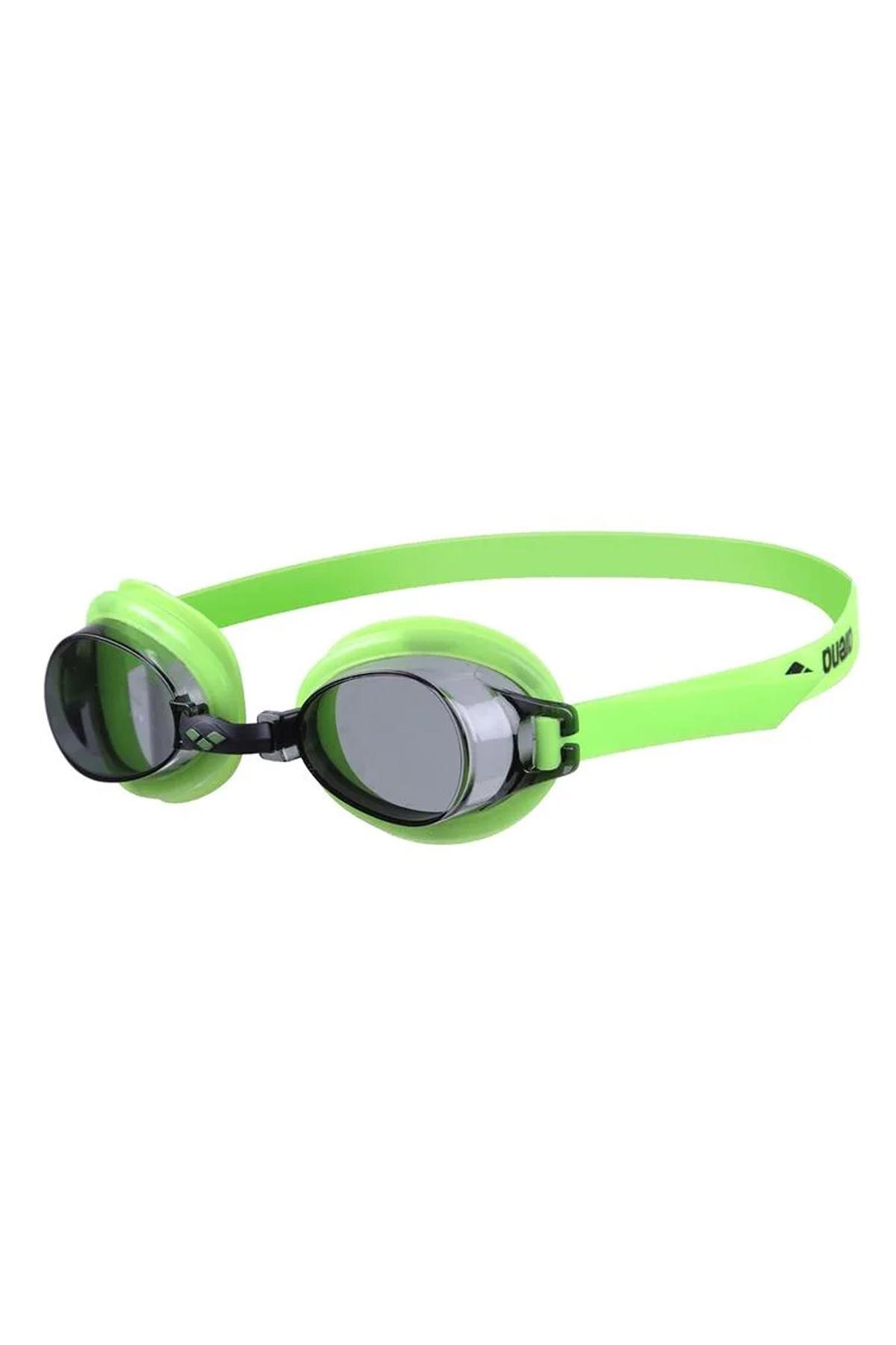 Arena Bubble 3 Junior Yüzücü Gözlüğü (9239565-YEŞ/SİY)