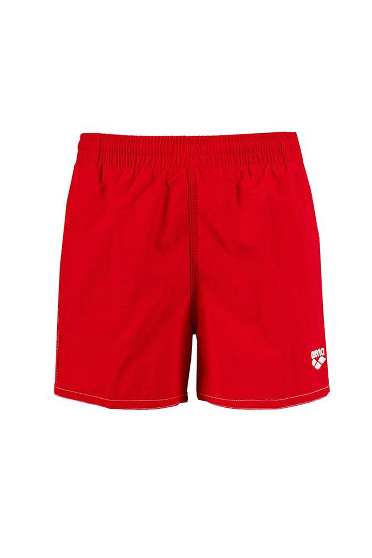Arena Bywayx Youth Çocuk Yüzücü Şortu Kırmızı  (4127641)