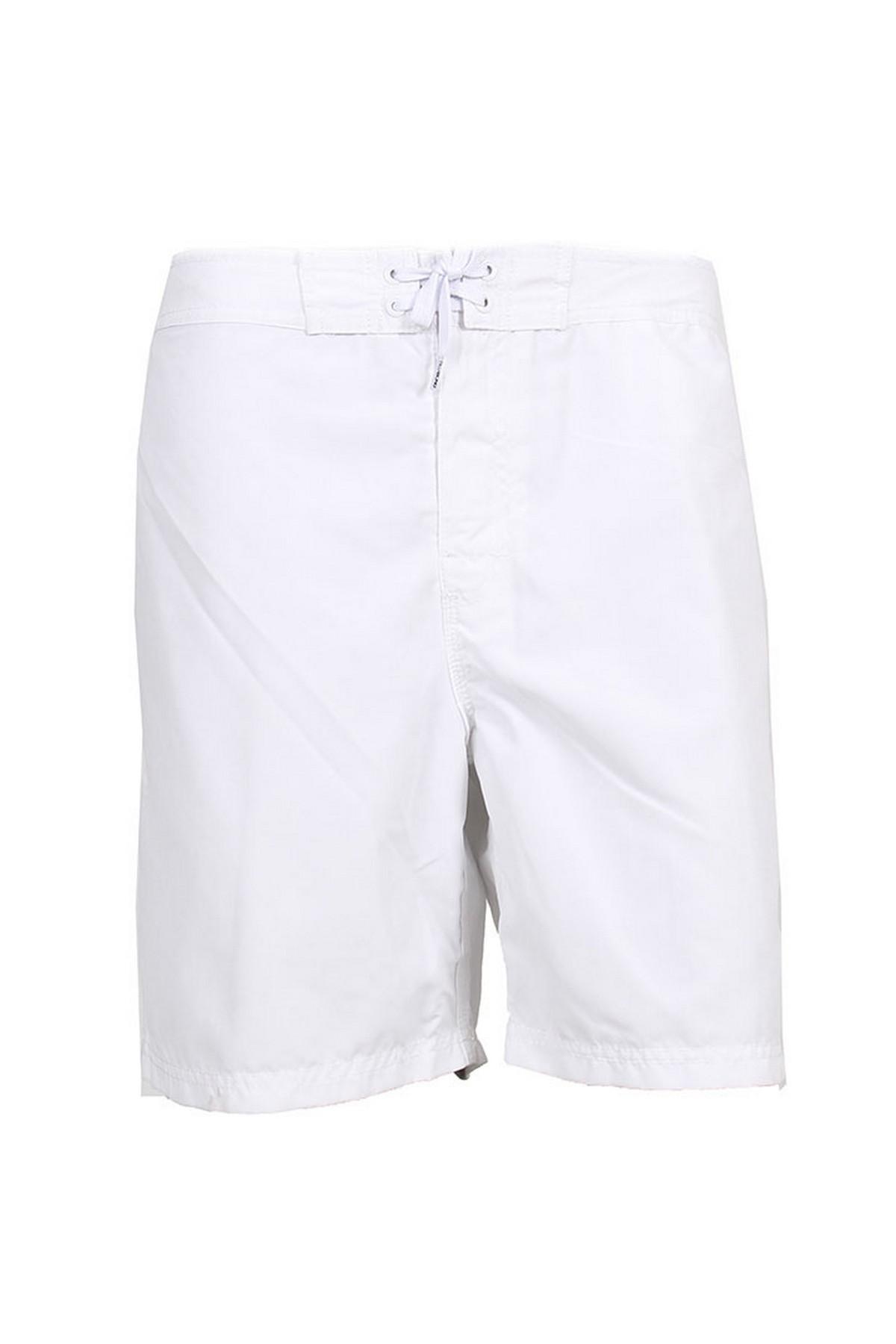 Billabong Space Palms Shorts Beyaz Erkek Şort (M1RT01-0010)