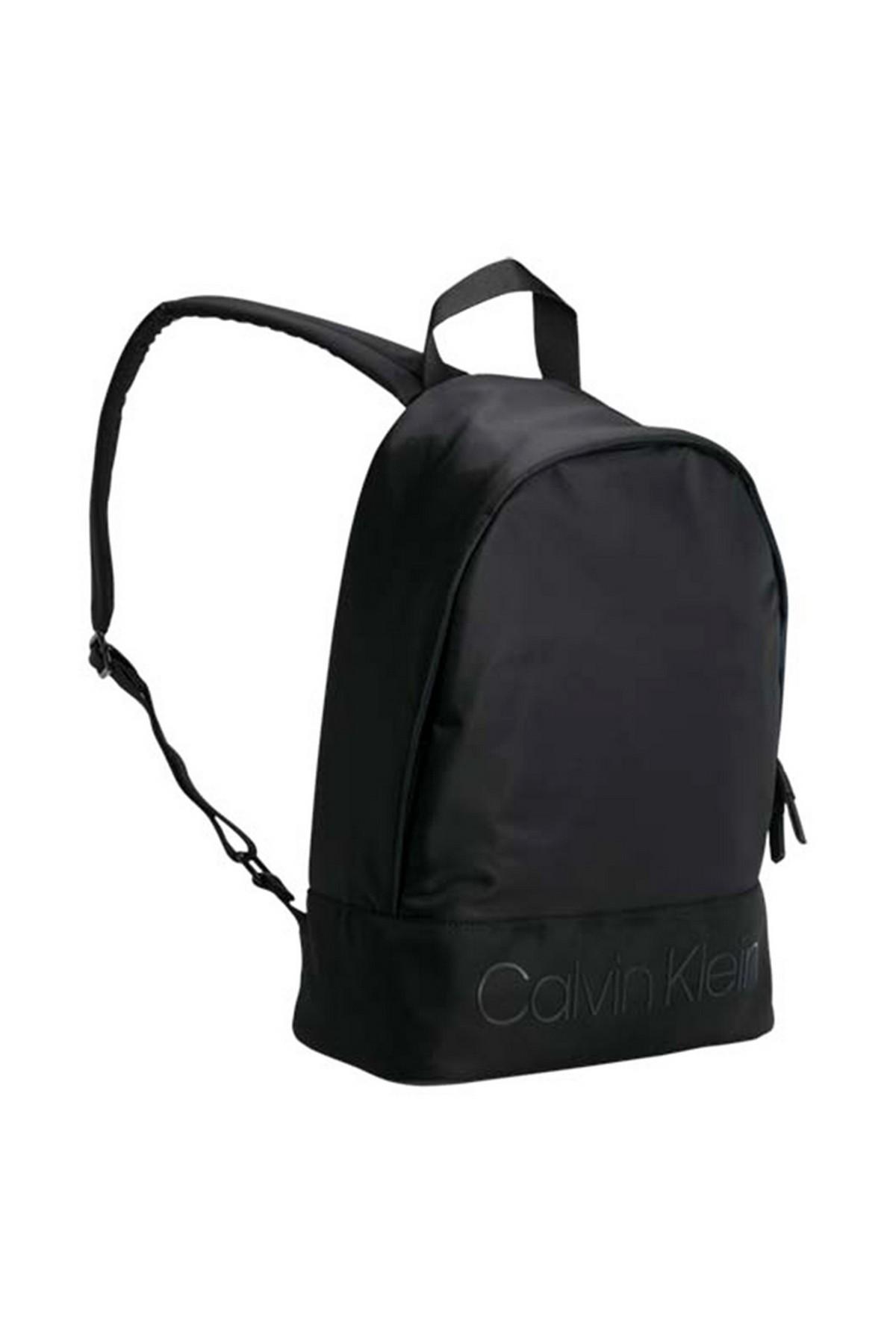 Calvin Klein Sırt Çantası Siyah Sırt Çantası Siyah (ZM0ZM01199-BEH)