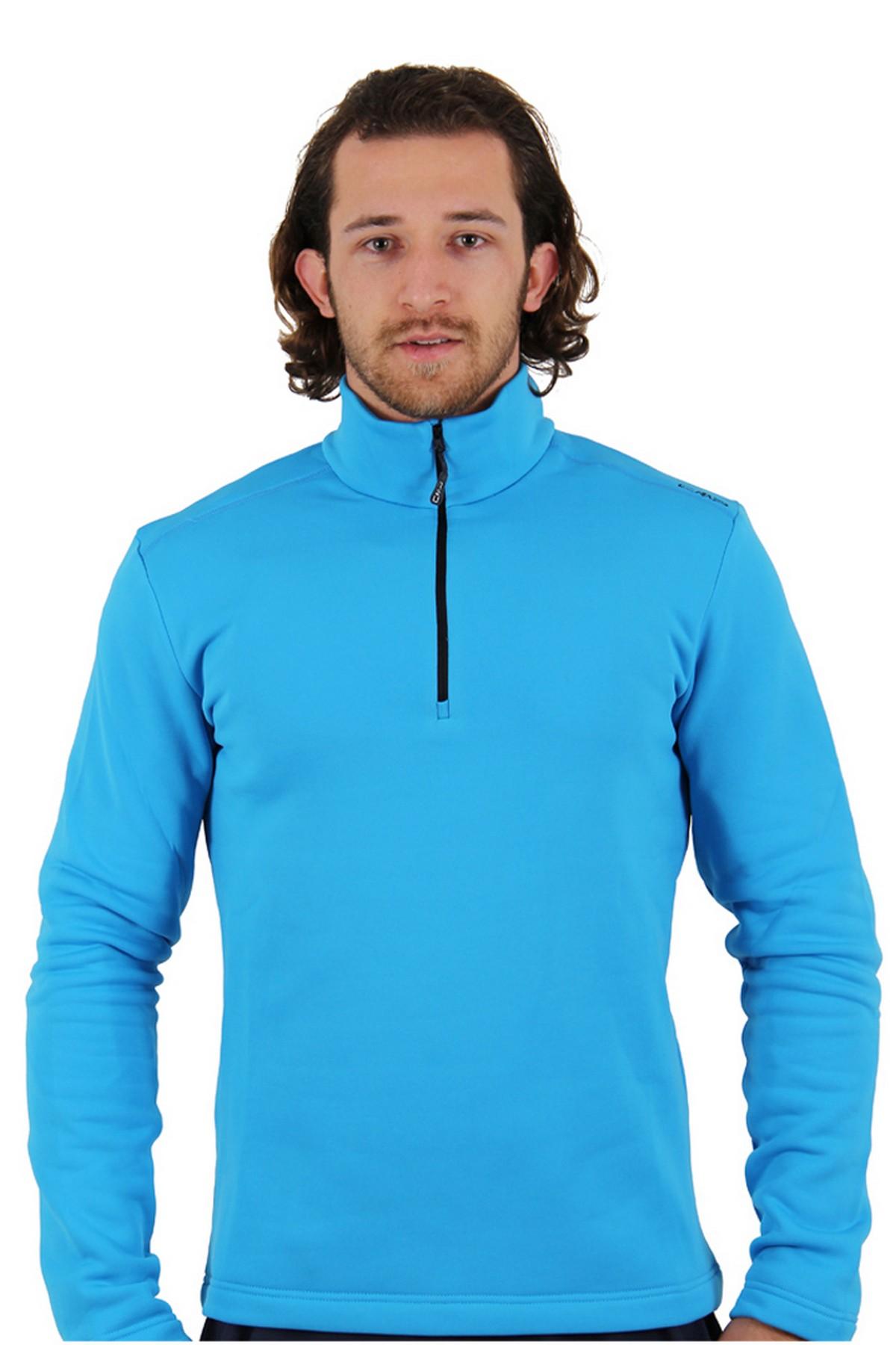 Cmp Erkek Sweatshirt Mavi (3E12107-L591)