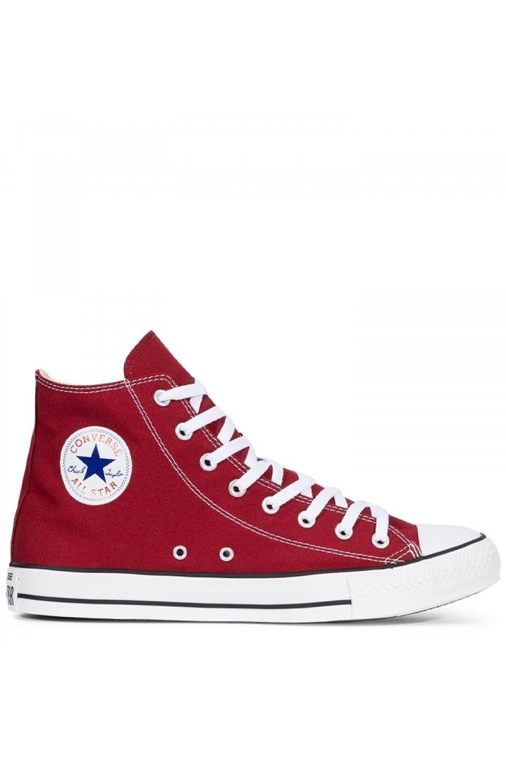 Converse Chuck Taylor All Star Ayakkabı Bordo Renk - M9613