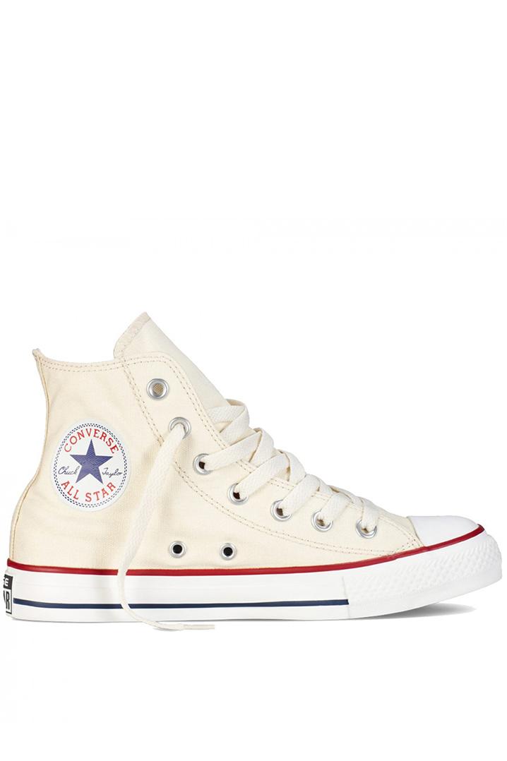 Converse Chuck Taylor All Star Ayakkabı Krem Renk - M9162