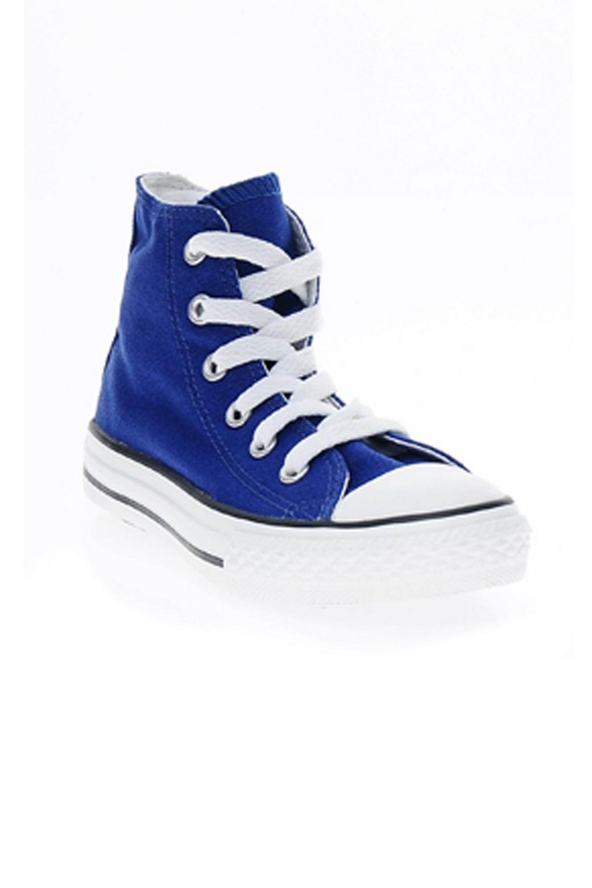 Converse Chuck Taylor All Star Çocuk Mavi Sneaker (322082)