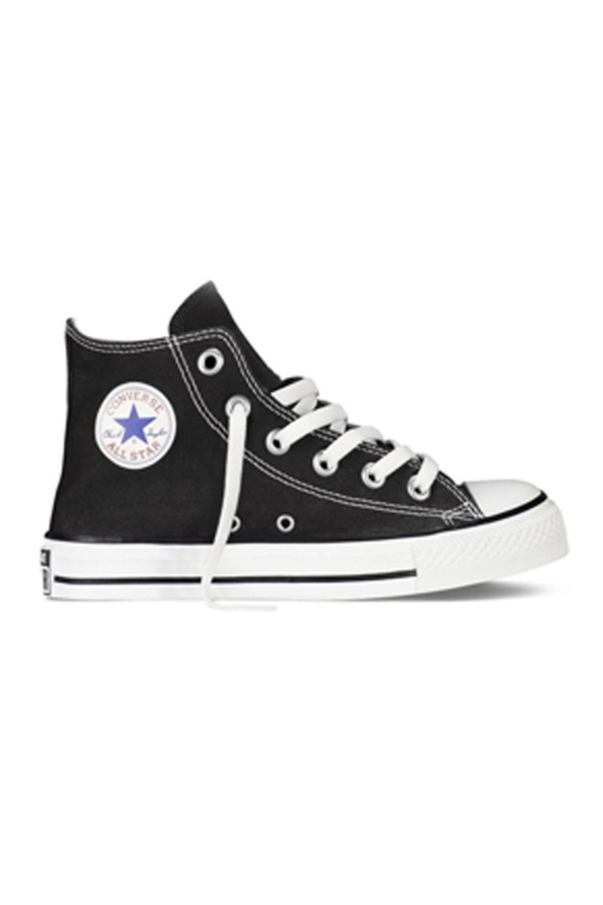 Converse Chuck Taylor All Star Çocuk Siyah Sneaker (3J231)