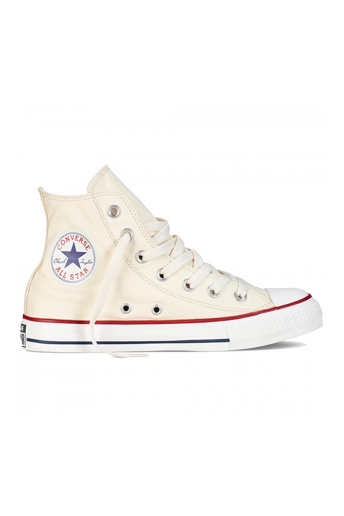 Converse Chuck Taylor All Star Unisex Krem Sneaker (M9162)