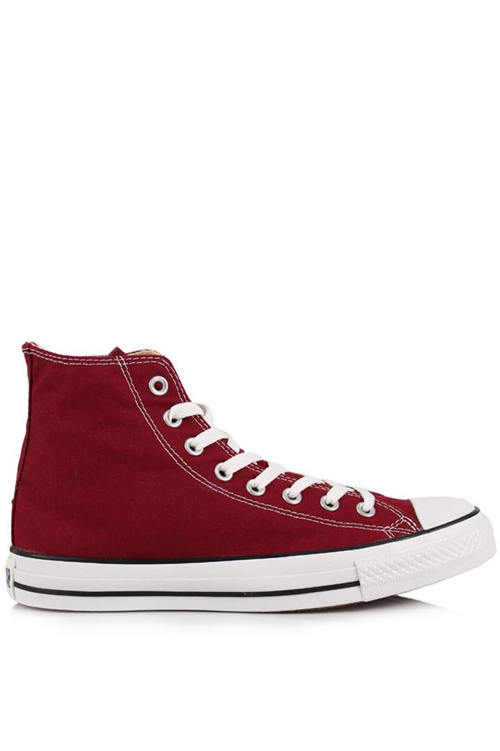 Converse Chuck Taylor All Star Ayakkabı Bordo Renk - M9621