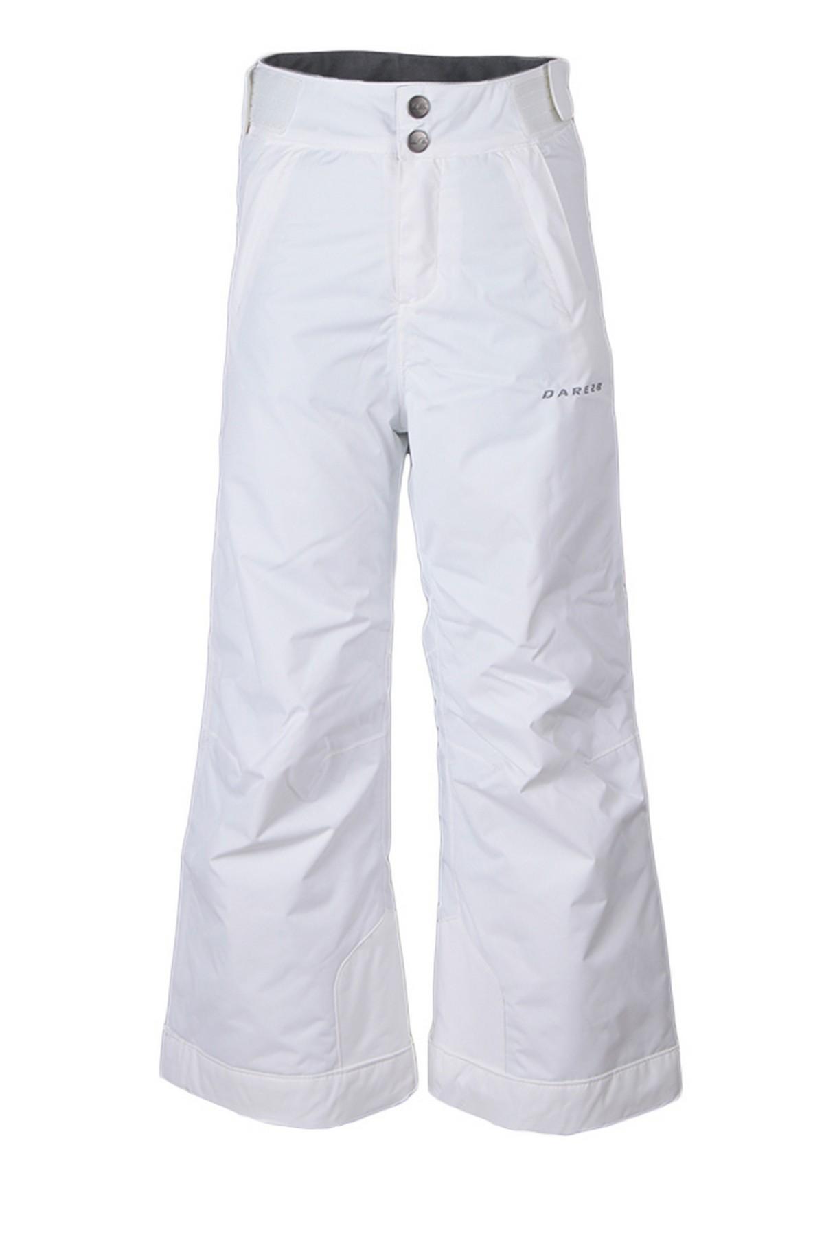 Dare2b Whirlwind Çocuk Kayak Pantolonu Beyaz (DKW304-900)