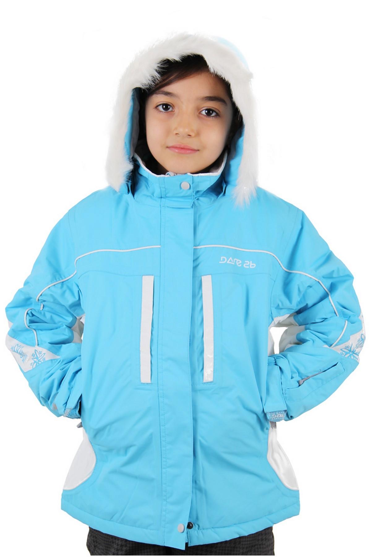 Dare2b Çocuk Mont Mavi (DKA991-43R)