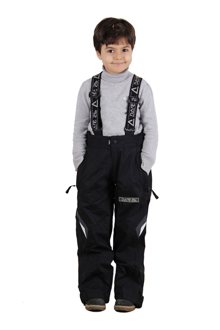Dare2b Ultima Club Çocuk Kayak Pantolonu Siyah (DKW957-83P)
