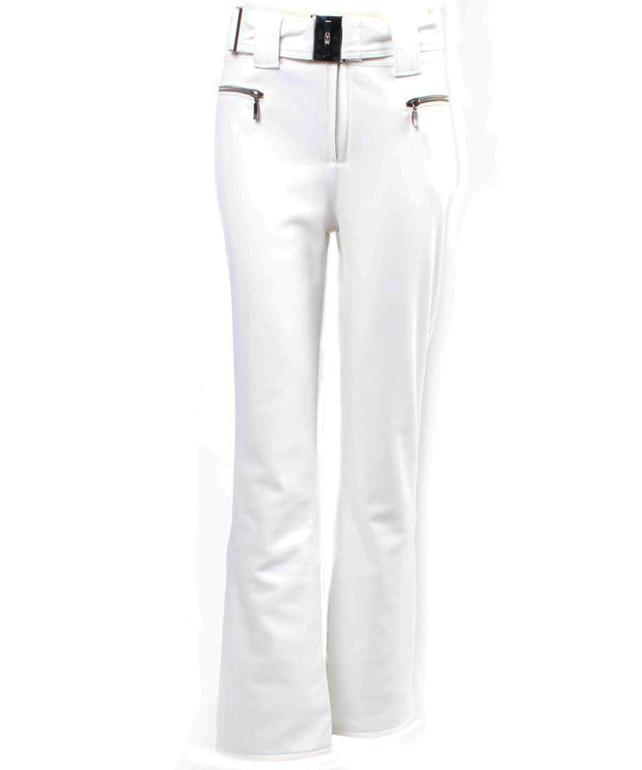 EMMEGI - Hilla Woman Pant RS1 Kadın Pantolon (White) Beyaz