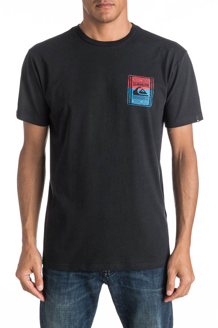 Quiksilver Screen T-Shirt (EQYZT04296-KVJ0)