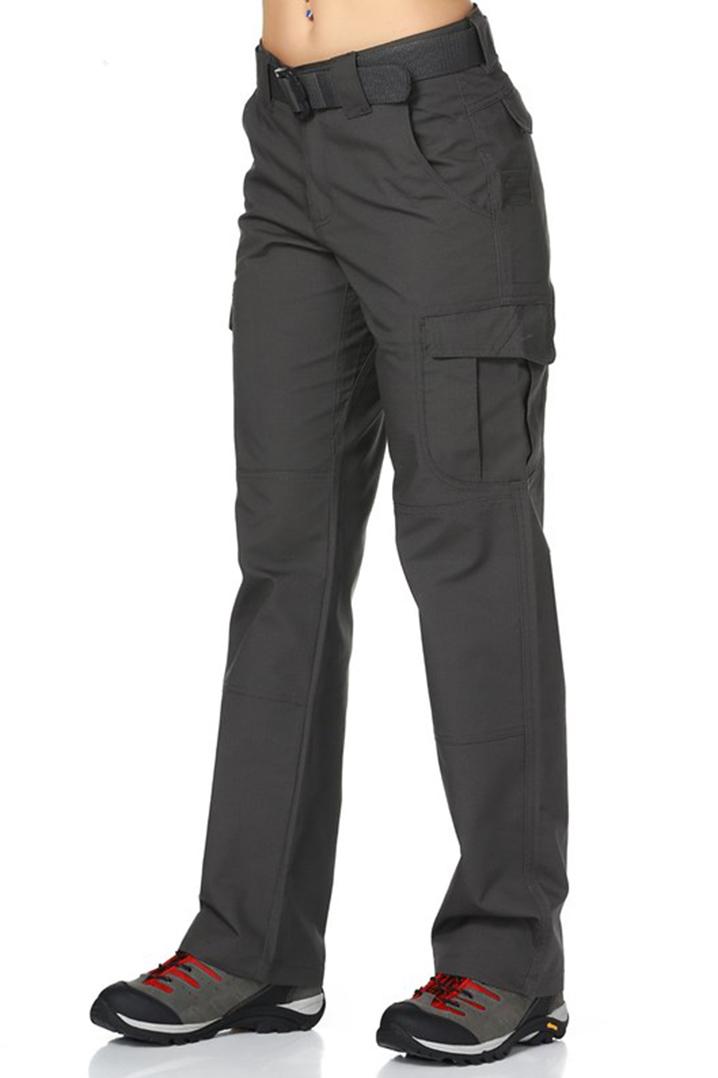 Evolite GoldRushTactical Kadın Pantolon Antrasit (E-3123-A)