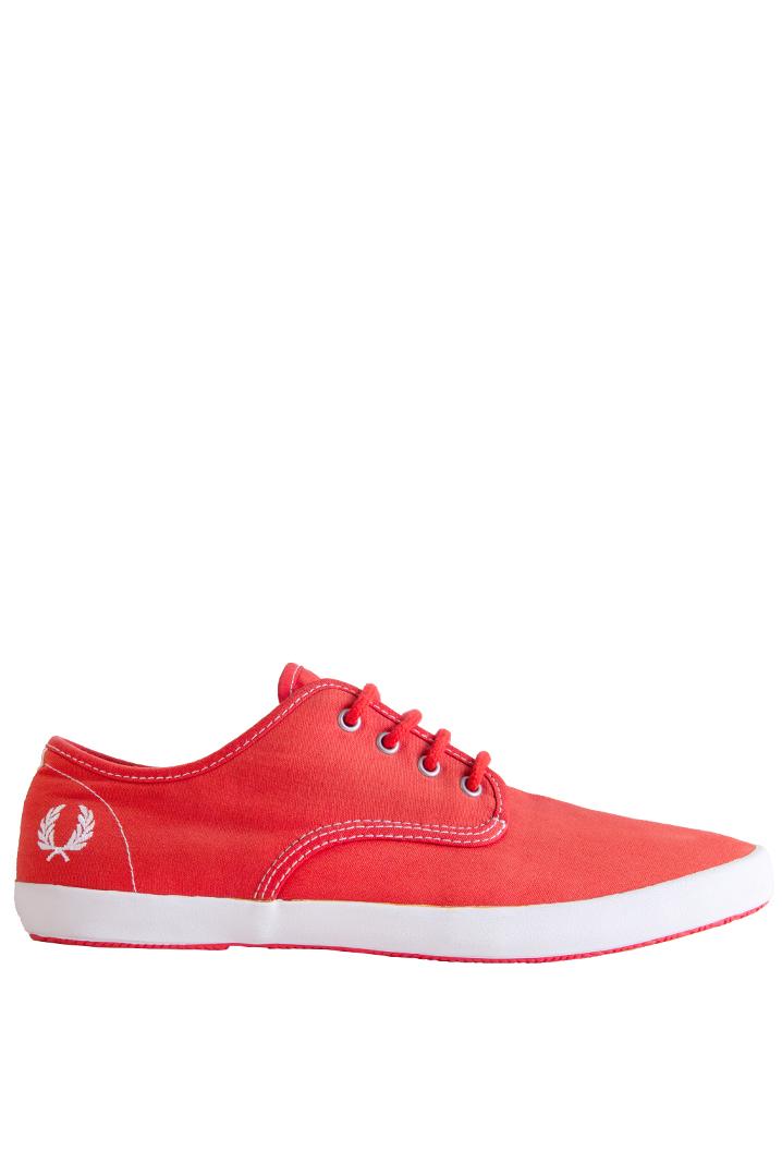 Fred Perry Foxx Erkek Günlük Ayakkabı Kırmızı (B2153-269)