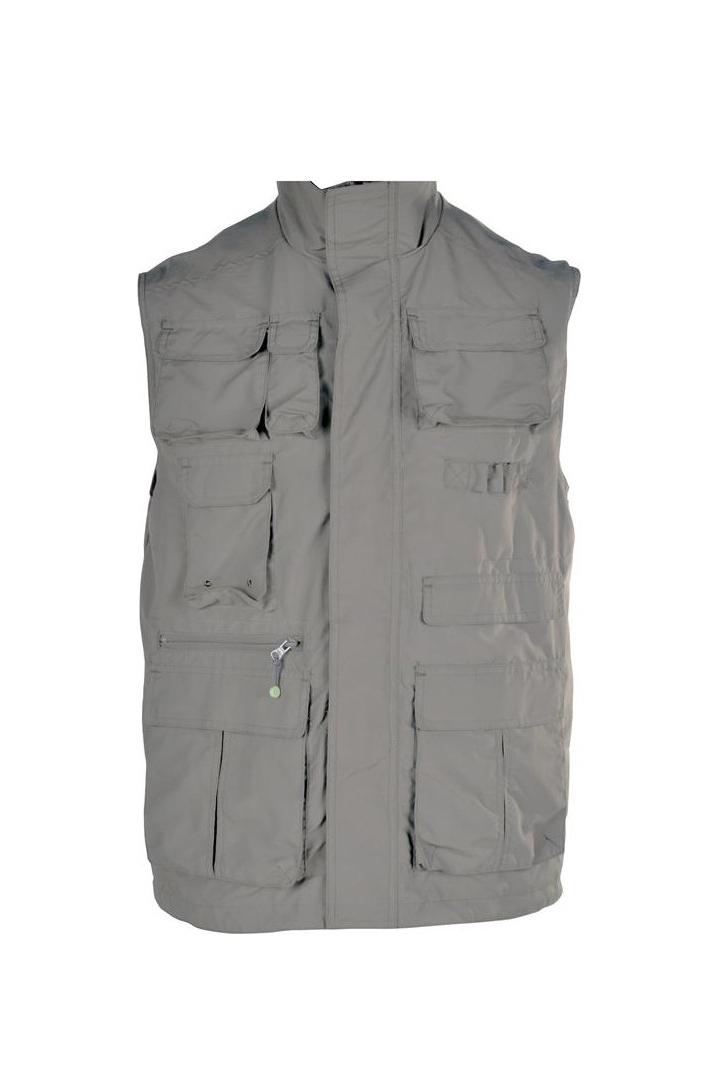 Free Camp Vest Erkek Balıkçı Yelek Haki (101418-HK)