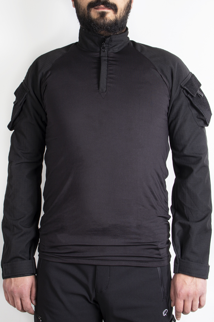 Grand Wolf Tactical Sweat Siyah (COMBAT02)
