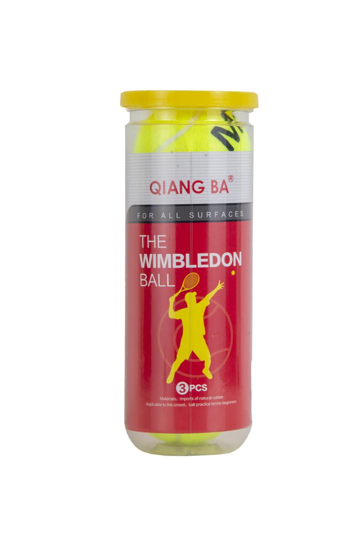 Grand Wolf GW-TT2 - Tenis Topu 3 lü Sarı