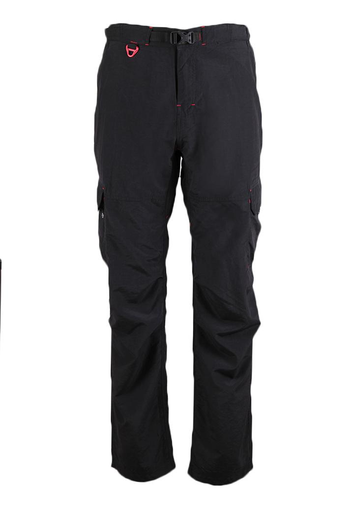 Habagat Erkek Outdoor Pantolonu Siyah (104900-SH)