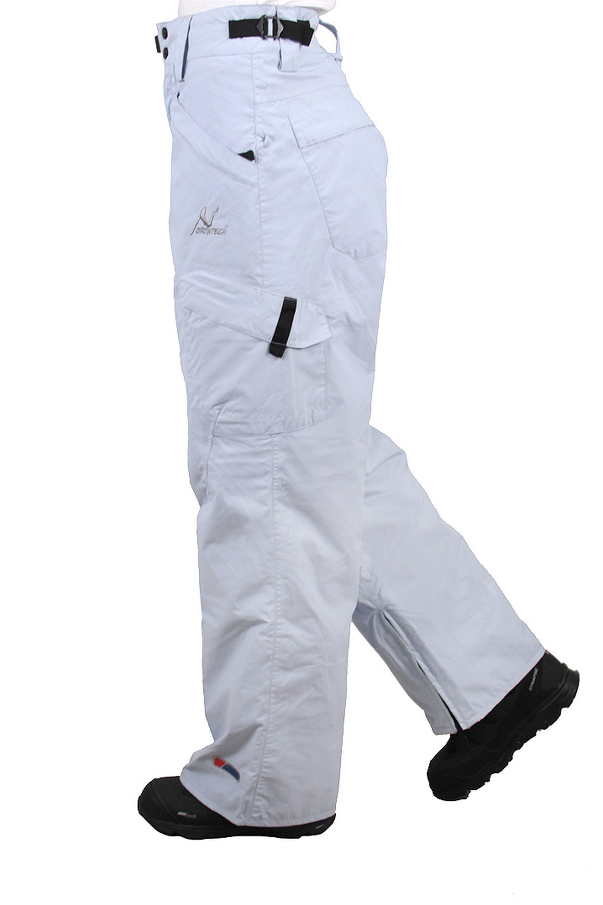 NorthTech Kadın Kayak Pantolon Beyaz (PTW-6610)