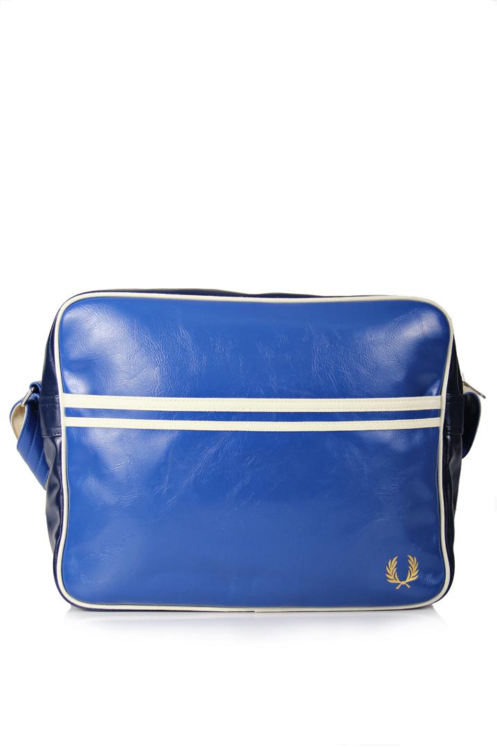 Fred Perry L5251-Fa20 Mavi-Beyaz