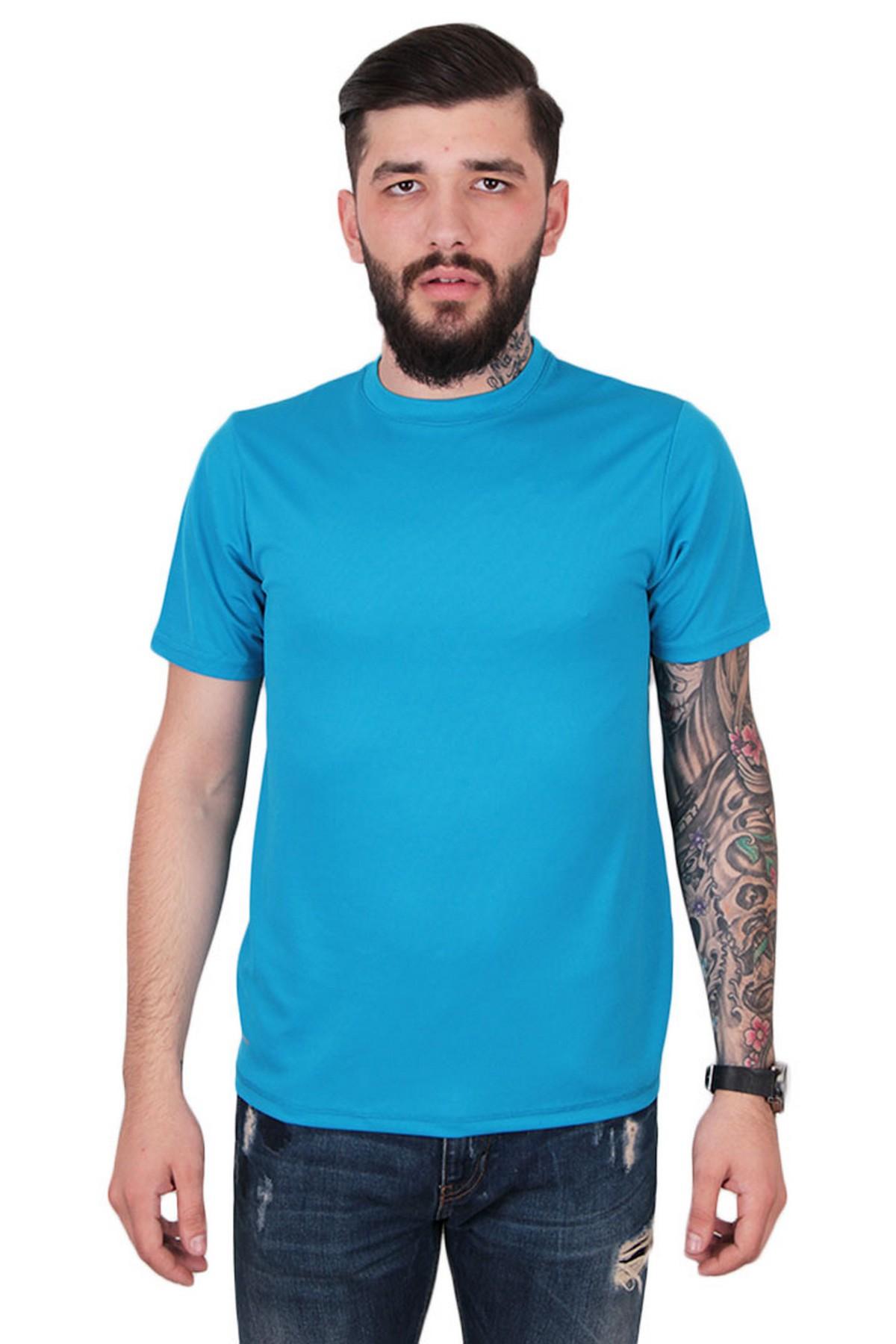 ISULA Runner T-Shirt Mavi (ISL10001013-430)