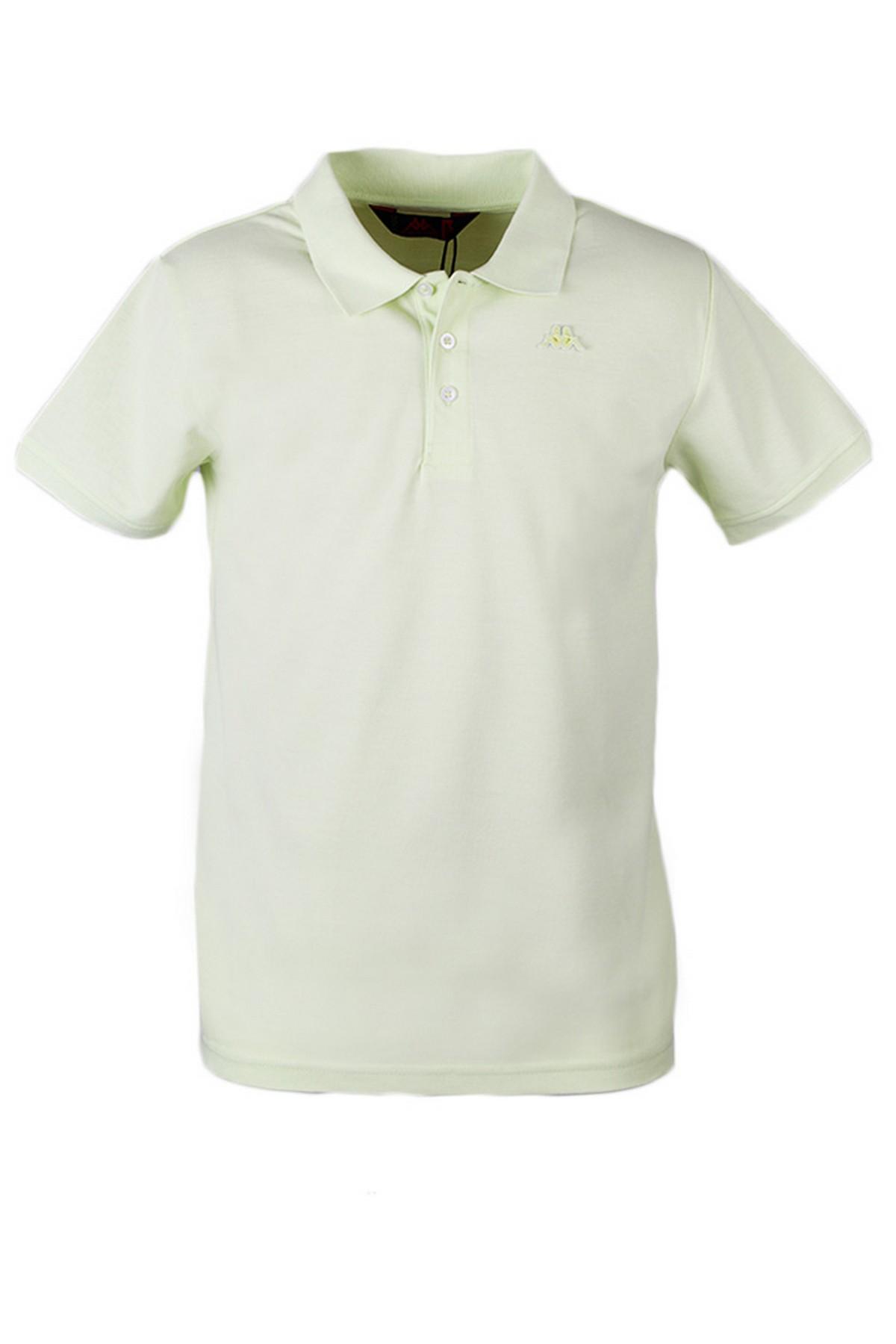 Kappa Rdk Slim Fit Polo Tişört Su Yeşili (60050L0-H02)