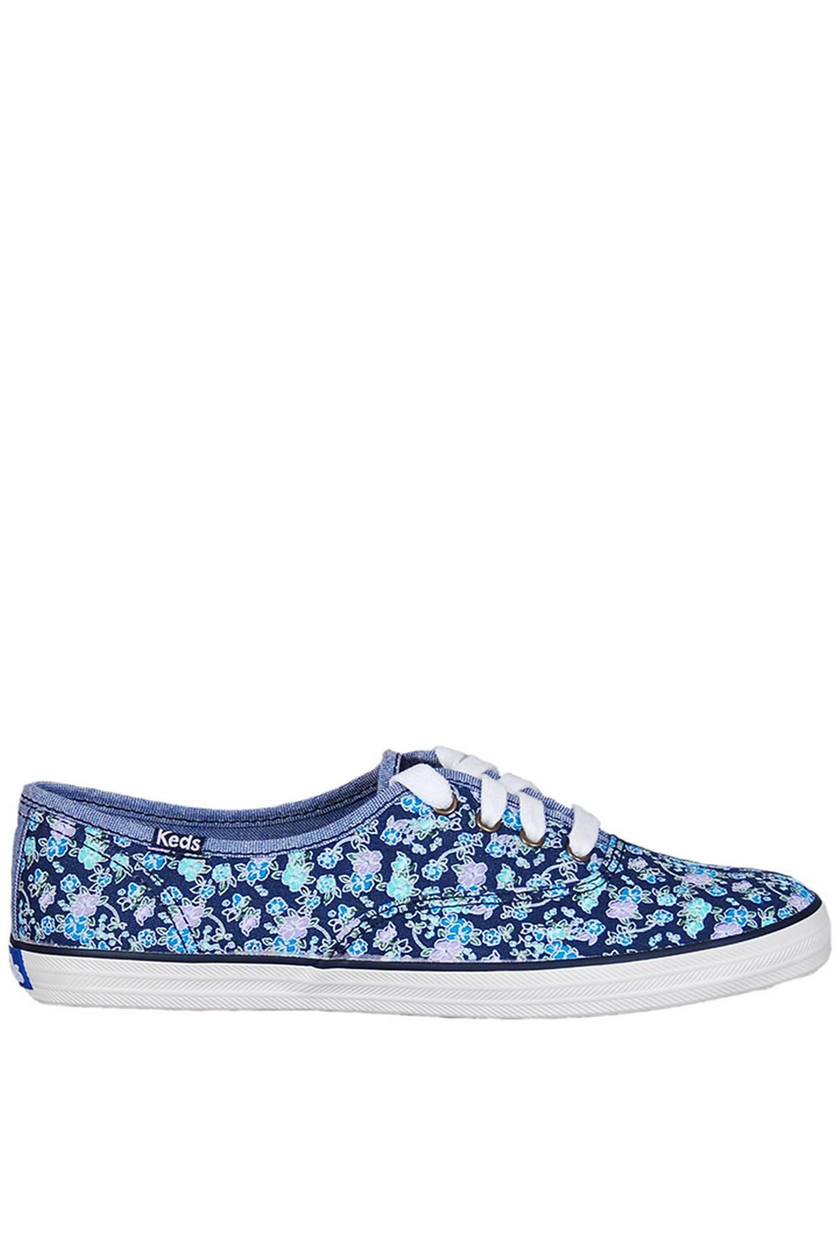 Keds Champion Floral Günlük Kadın Ayakkabı (WF46398)