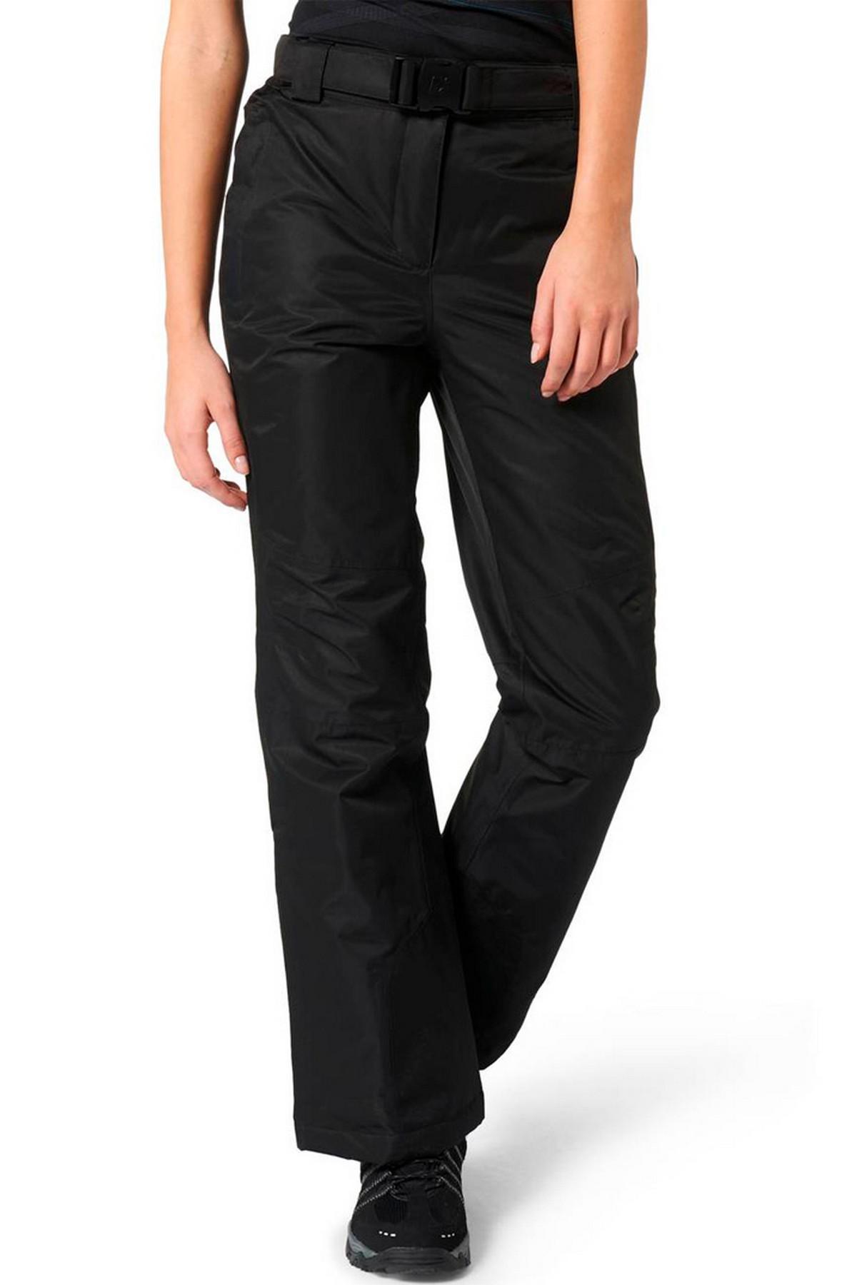 Killtec Liskas Kadın Pantolon Siyah (26589-200)