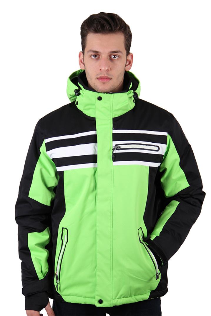 Killtec Oreste Level 3 Erkek Kayak Montu Yeşil/Siyah (22660-701)