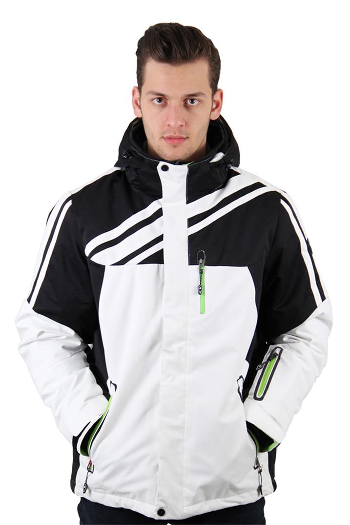 Killtec Erkek Kayak Montu Siyah/Beyaz (22663-200)