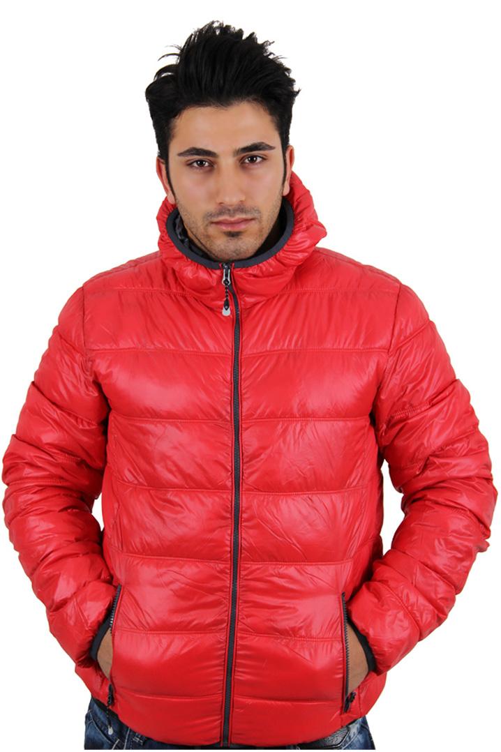 Killtec Erkek Mont Kırmızı (23155-400)