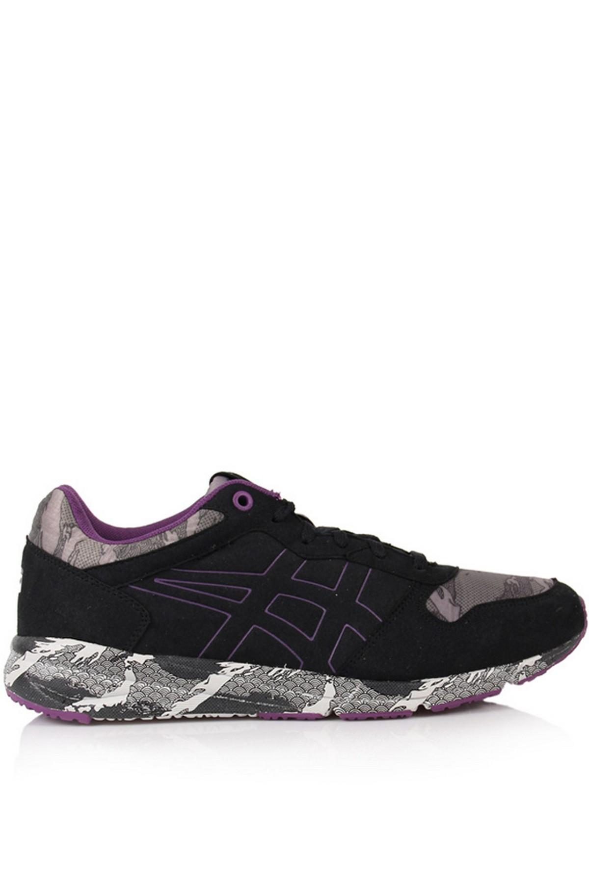 Onitsuka Tiger Kadın Spor Ayakkabı Siyah (D417Y-9033)