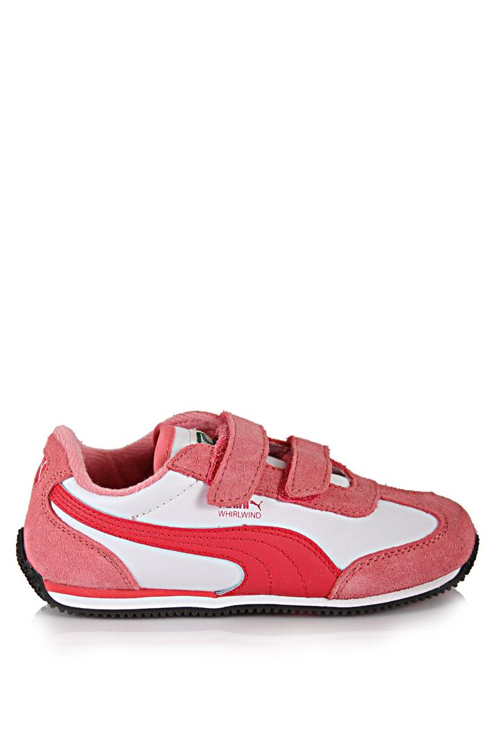 Puma Whirlwind L V Çocuk Spor Ayakkabı (354348-16)