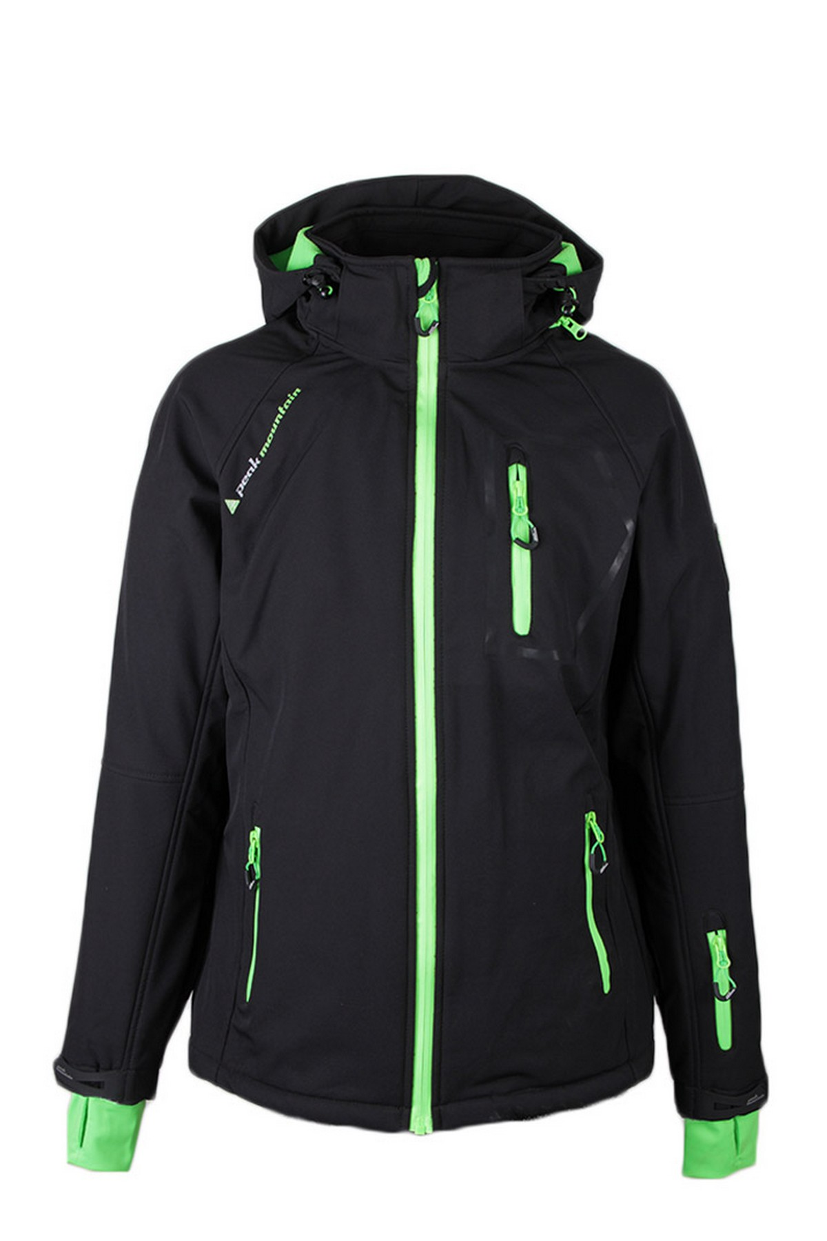 Peak Mountain Man Softshell Erkek Mont (104434-SHYL)
