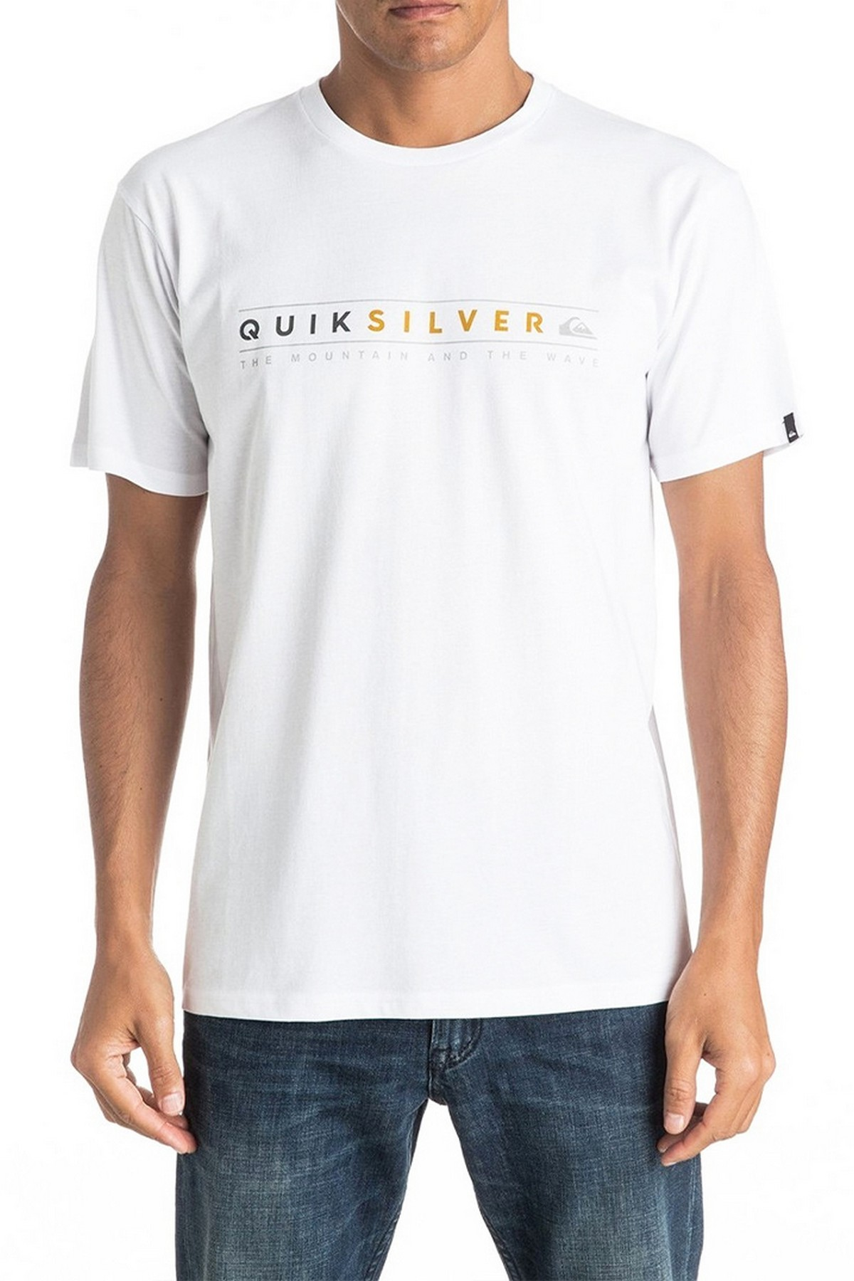Quiksilver Always Clean M Tees T-Shirt (EQYZT04305-WBB0)
