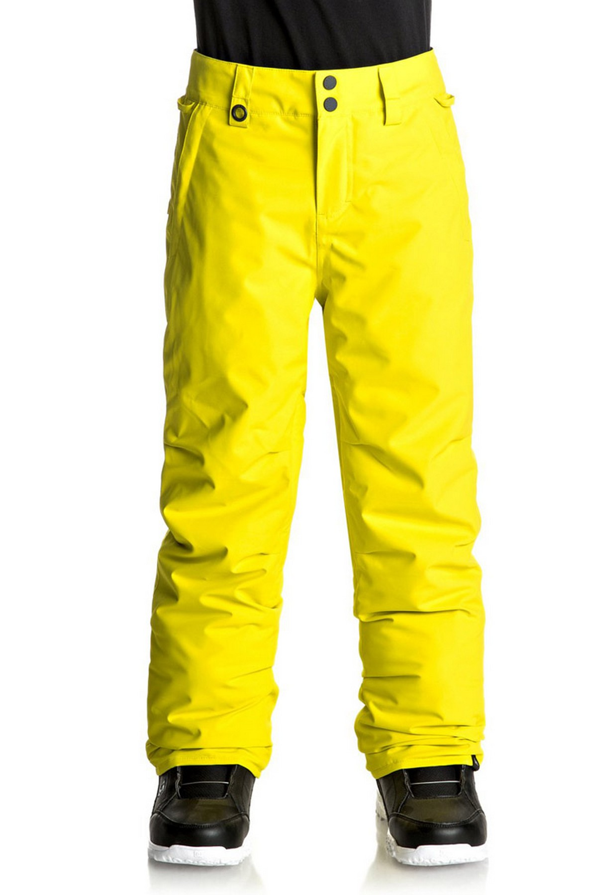 Quiksilver Estate Genç Çocuk Kayak Pantolonu Sarı (EQBTP03013-GGP0)