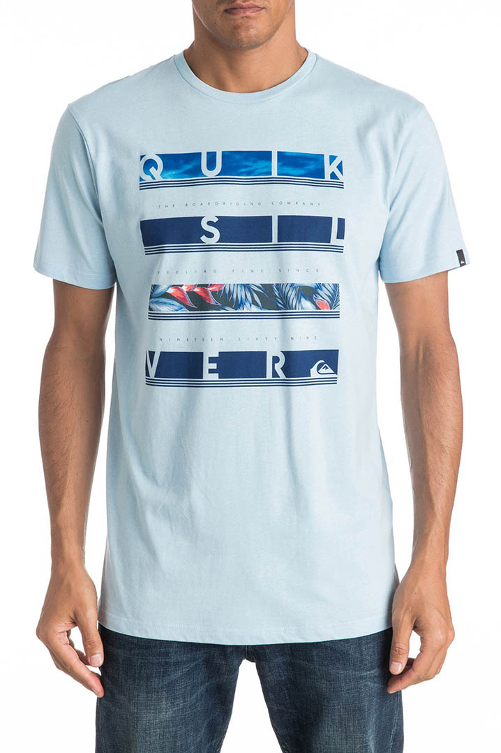 Quiksilver Classic Read Between T-Shirt (EQYZT04280-BFG0)