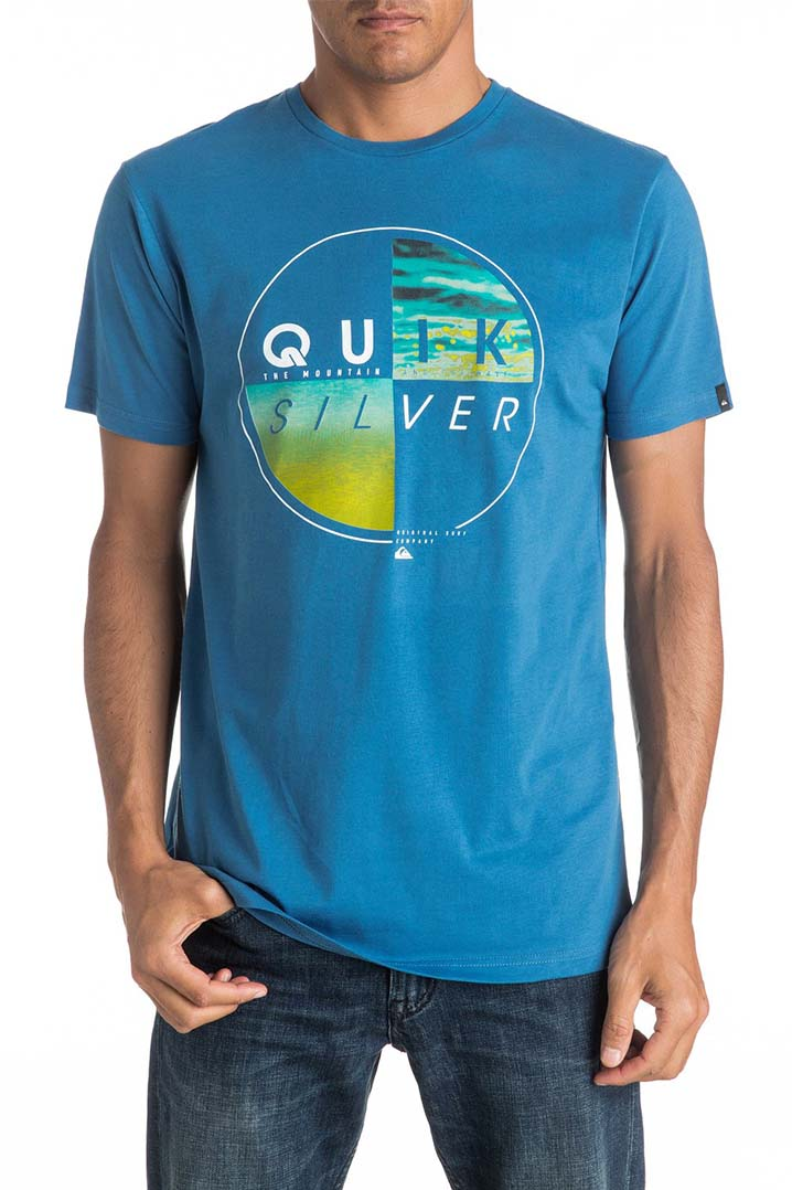 Quiksilver Classic Blazed T-Shirt (EQYZT04330-BYH0)