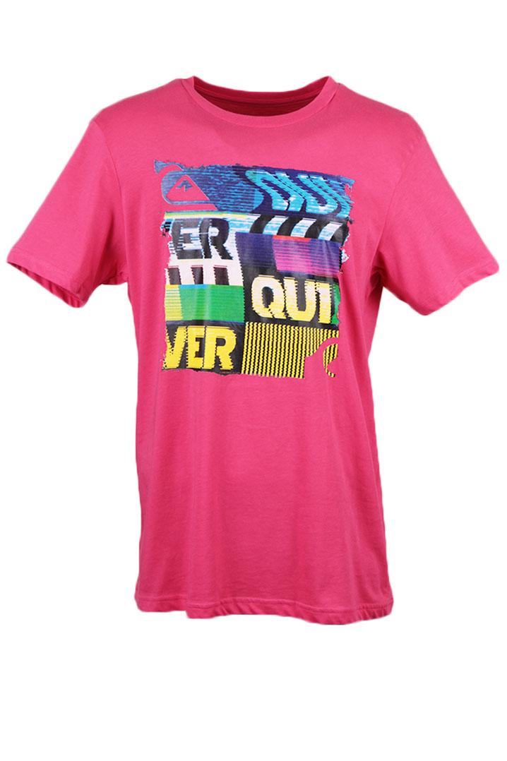 Quiksilver SS Basic T-Shirt (KIMJE892-PASSION)