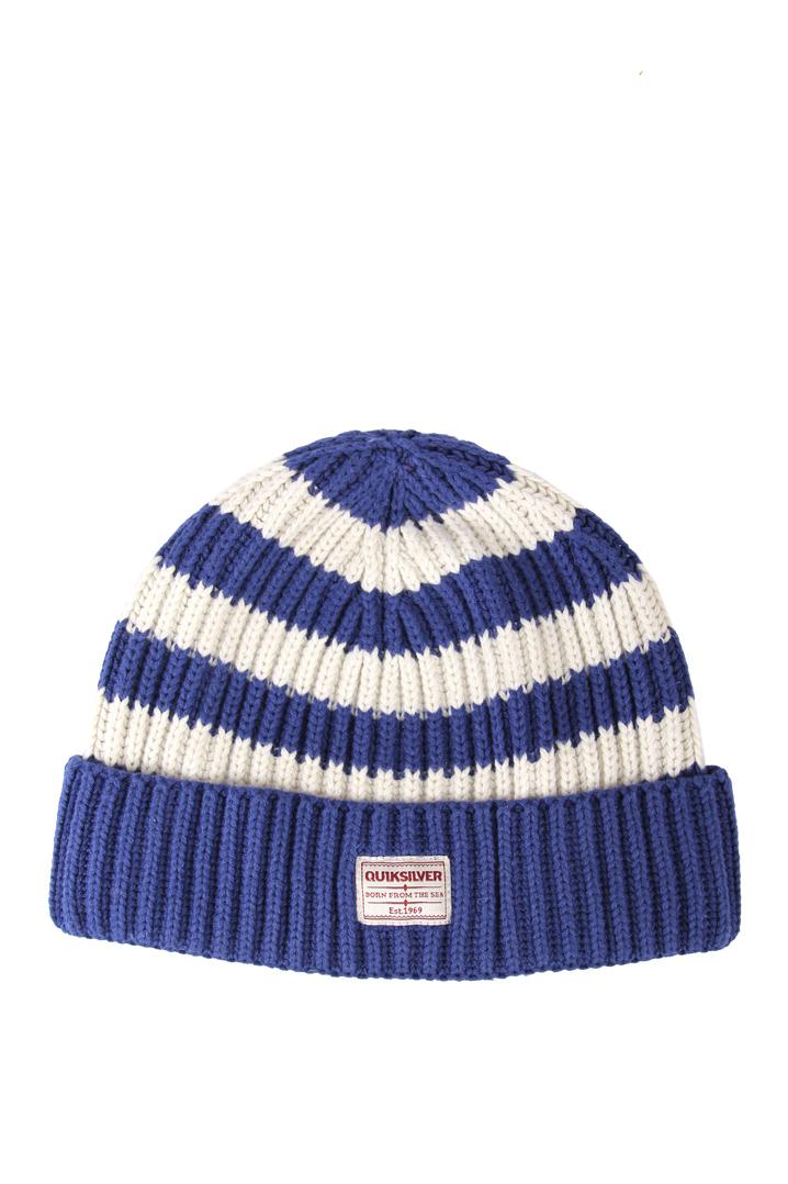 Quiksilver KTMBE144-1-Mavi/Beyaz