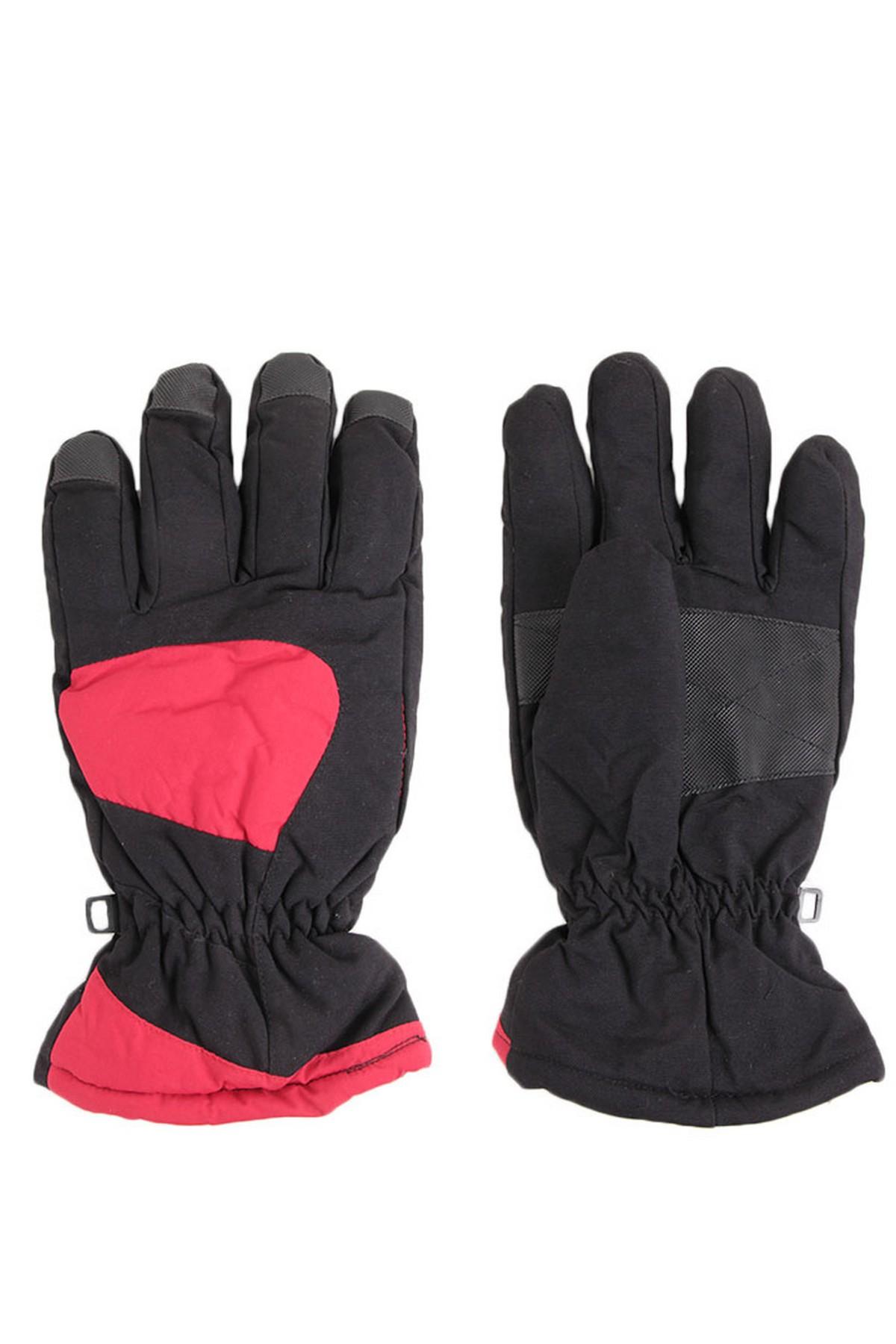 Regatta Günlük/Outdoor/Kayak Eldiven Kırmızı/Siyah (ROAD301)
