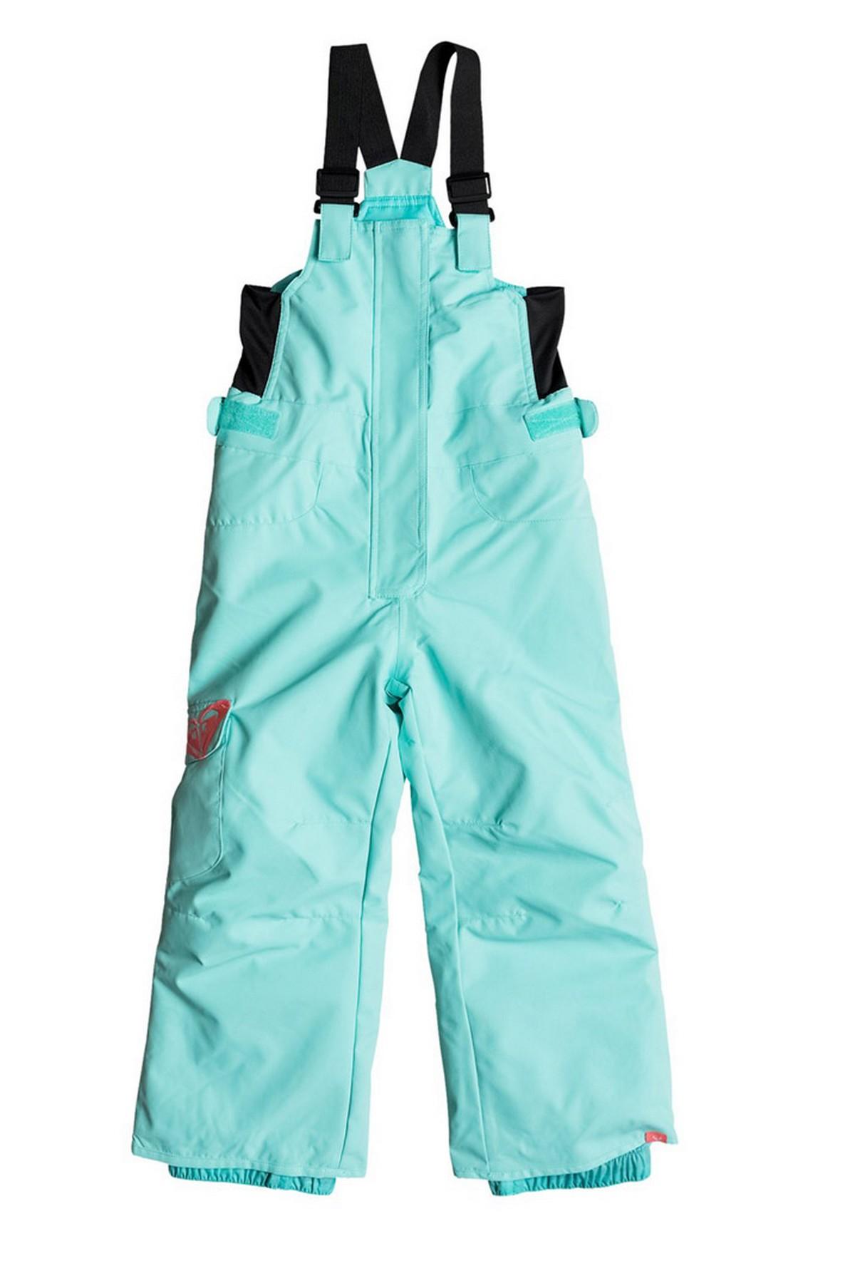 Roxy Lola Kız Çocuk Kayak Pantolonu Su Yeşili (ERLTP03004-BFK0)